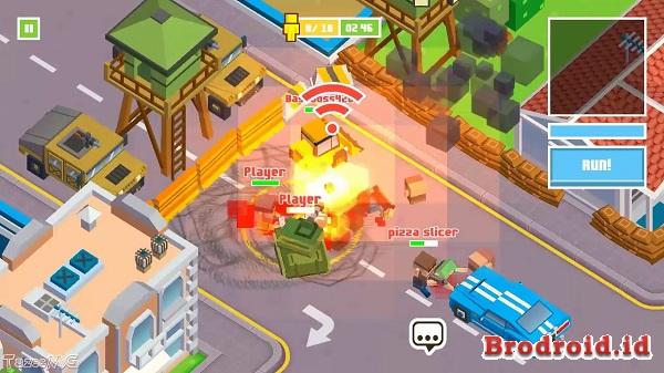 Download Pixel Strike Online v1.11.1 Mod Apk Terbaru