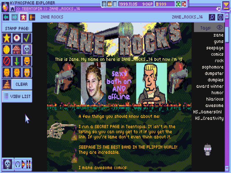 Hypnospace Outlaw PC Game Free Download