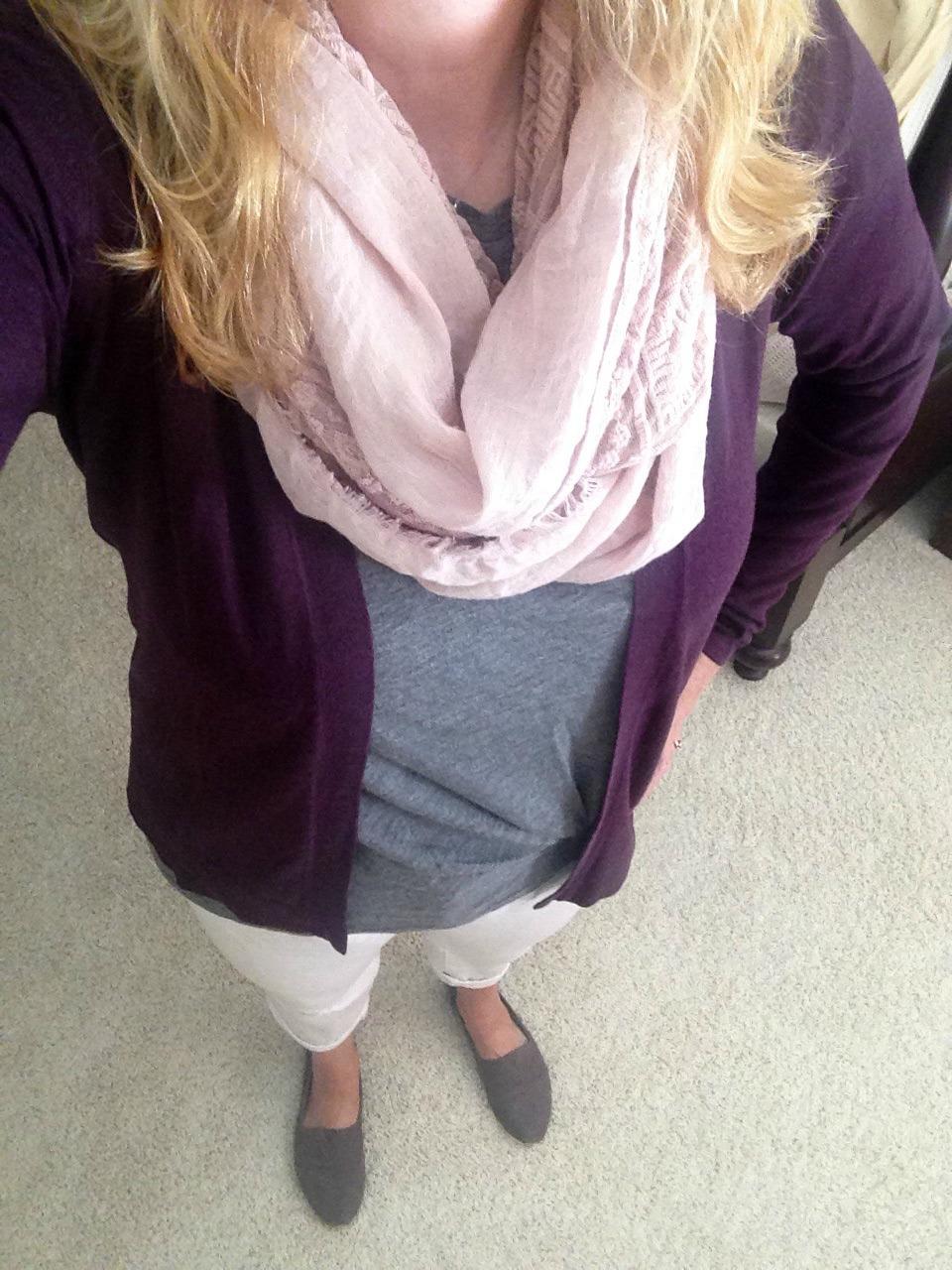 My New Happy September 2015 Jill Beauty Lip Matte 13 Purplish Plum Blush And