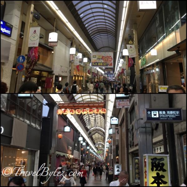 Shinkyogoku Street