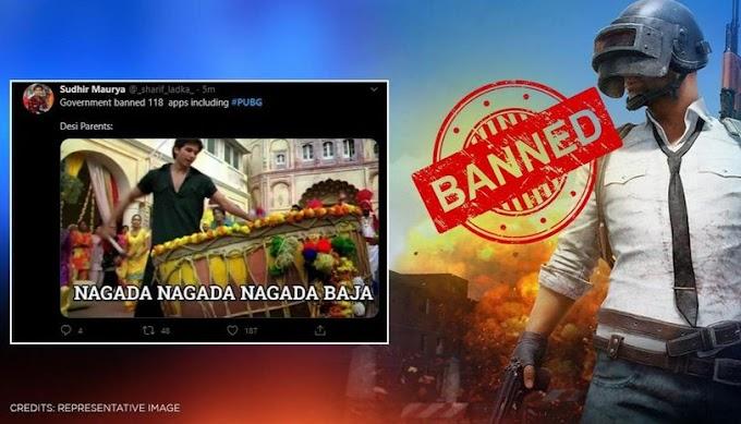 Latest News : Pubg is Banned in India | ᗷᎩᑕᝪᑌᎢ ᑕᕼᏆᑎᗩ| ᑭᑌᗷᏀ ᗩᑎᗞ 118 ᑕᕼᏆᑎᗴᔑᗴ ᗩᑭᑭ ᗷᗩᑎᑎᗴᗞ