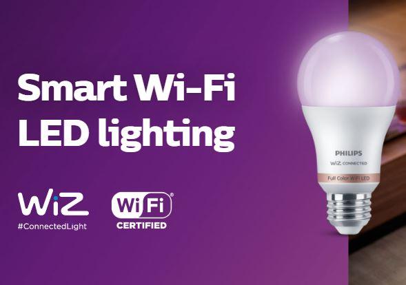 spesifikasi Philips Lampu Smart WiFi LED