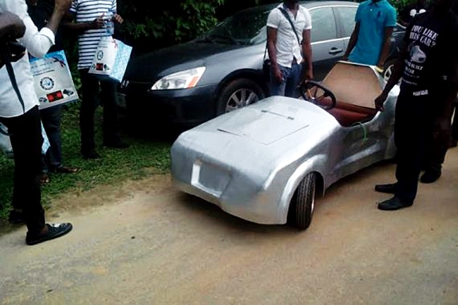 Image result for UNILAG Zero emission car