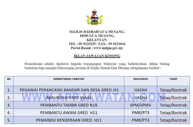 Majlis Daerah Gua Musang