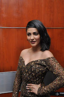 Shruti Haasan At Premam Movie Audio Launch (10).JPG