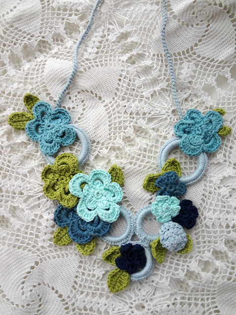 How to Wash Your Crochet Jewelry