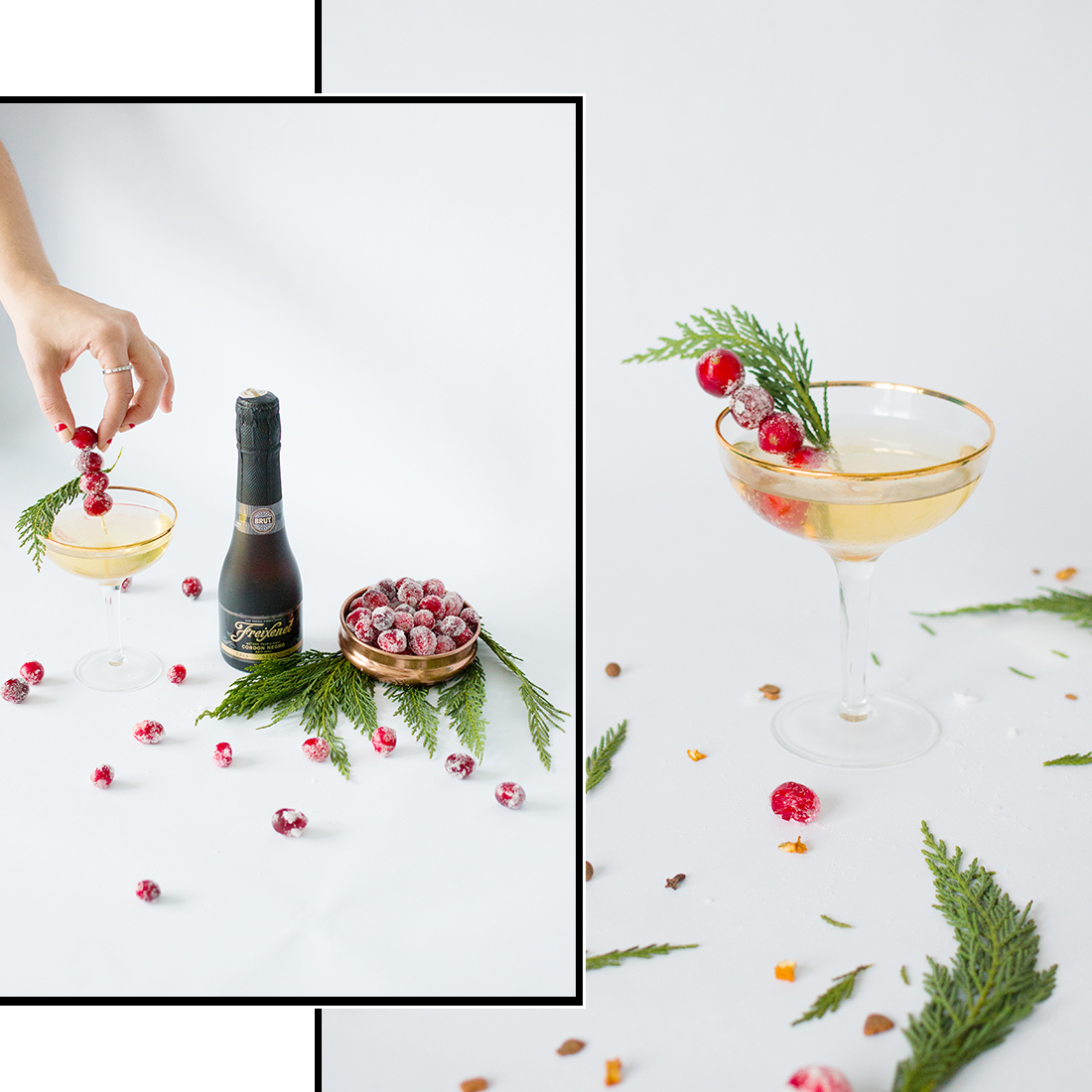 Try This Festive Cocktail Recipe