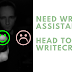 Writecream: The best place for all your writing problems!