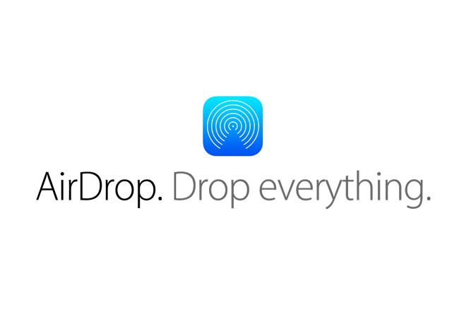 How to Use Airdrop on iPhone / iPad ~ Control Your Mac
