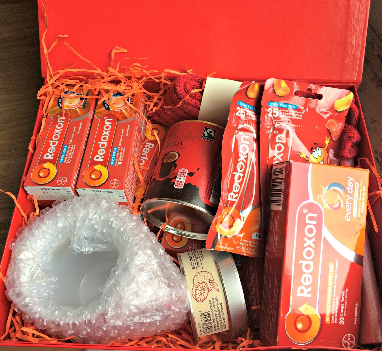 Redoxon goody box giveaway