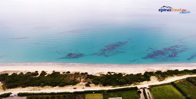 Πρέβεζα: Λεύκα - Η Άγνωστη Αμμώδης Παραλία Της Πρέβεζας![Βίντεο]