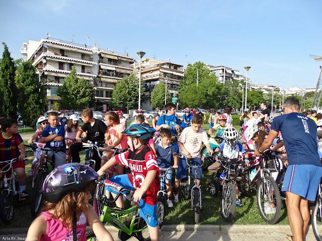 2ο Σχολικό Ποδηλατικό Πρωταθλήματος Δεξιοτεχνίας