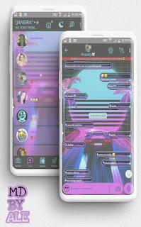 Car Theme For YOWhatsApp & MD WhatsApp By Ale