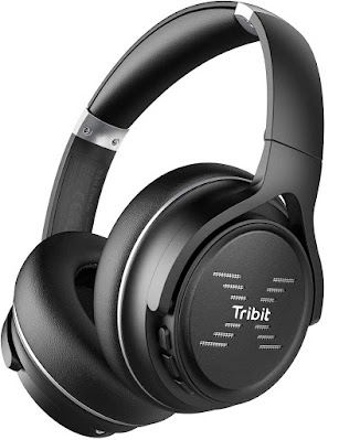 Tribit Wireless Bluetooth Headphones