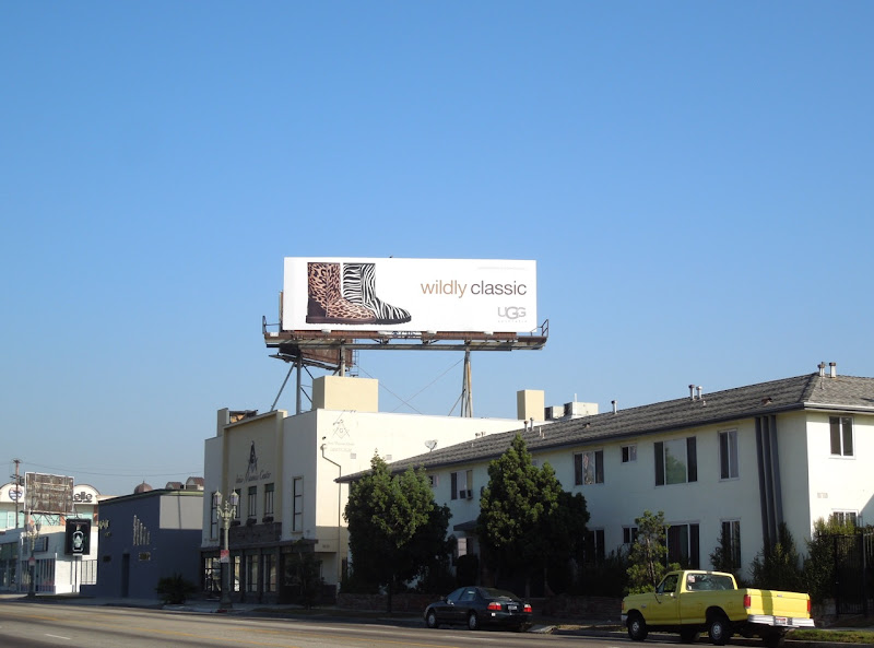 UGG Wildly Classic Boot billboard