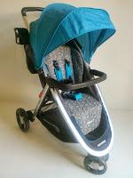 Kereta Bayi BabyDoes CH723 Matic3