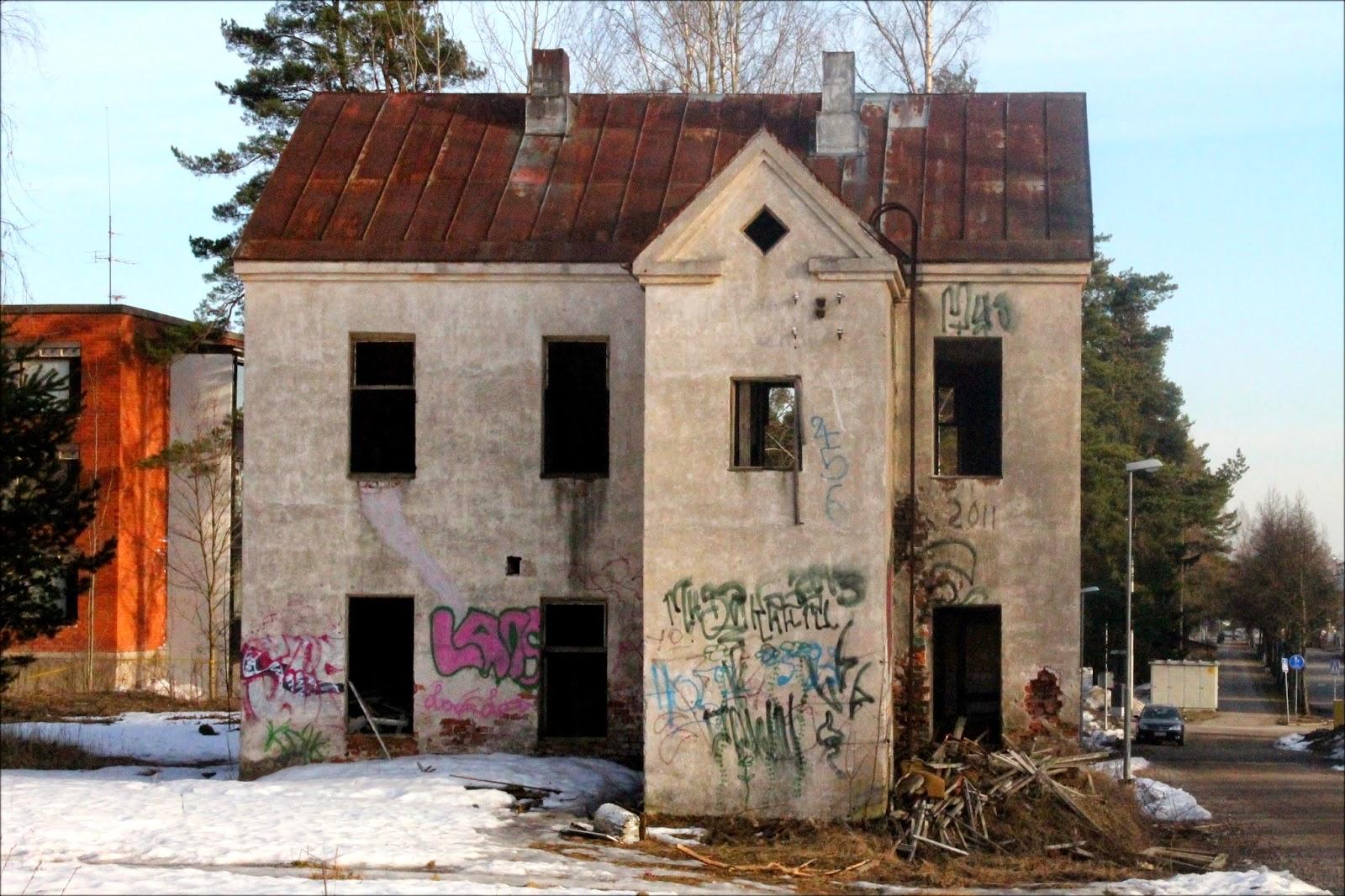 Malmin talo