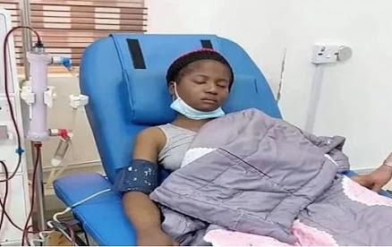 Nigerian Comedian, Ada Jesus Dies After Battle With Kidney Disease (SEE HOW)