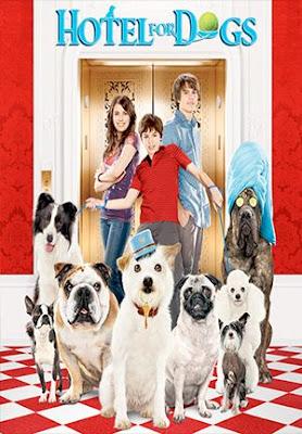 Hotel for Dogs 2009 Dual Audio [Hindi-English] 720p BluRay