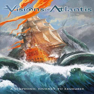 "Ο δίσκος των Visions of Atlantis ""A Symphonic Journey to Remember"""