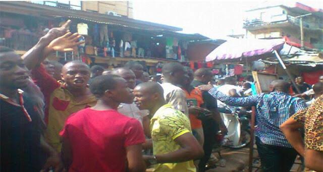 Thugs attack Onitsha traders, disrupt electoral proceeding