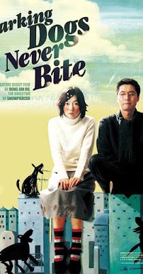 Filem Barking Dogs Never Bite dikeluarkan pada tahun 2000