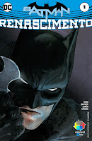 Batman: Renascimento #1