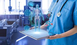 Now, the digital world has made a great difference to healthcare too