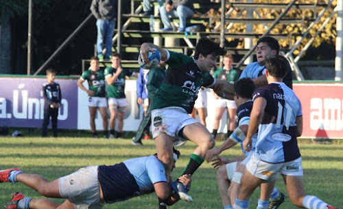 Tucumán Rugby ganó con bonus al final #RegionalDelNOA