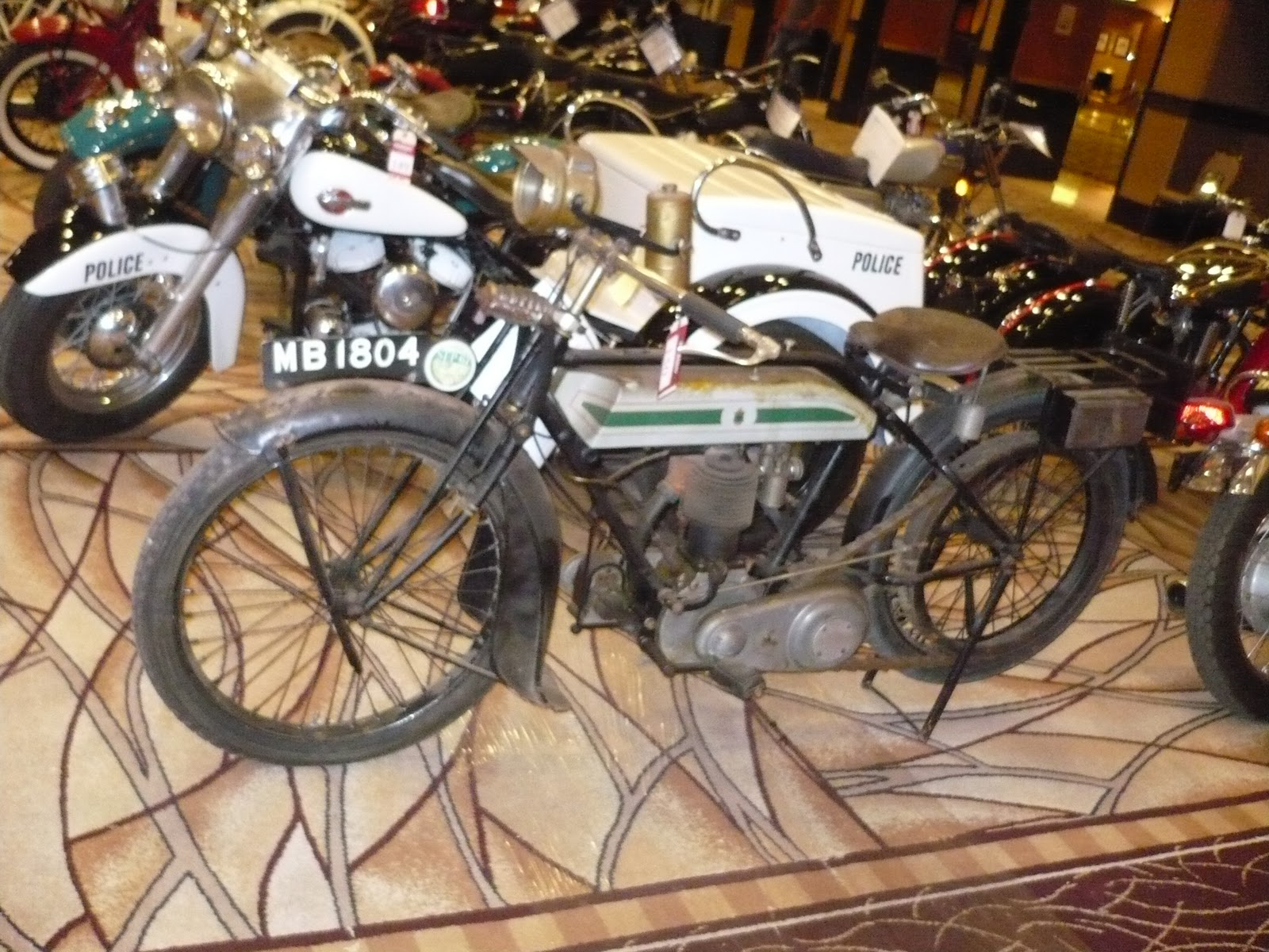 auctions america las vegas premier motorcycle auction