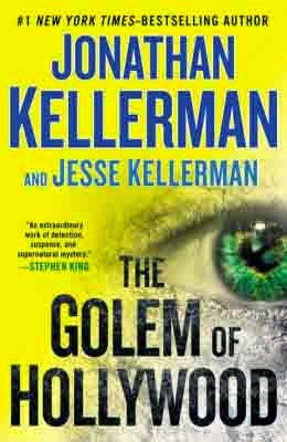 Jonathan Kellerman - Golem in Hollywood