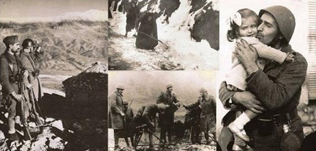 Αφιέρωμα το Γενικού Επιτελείου Στρατού για το έπος του 1940 (βίντεο)
