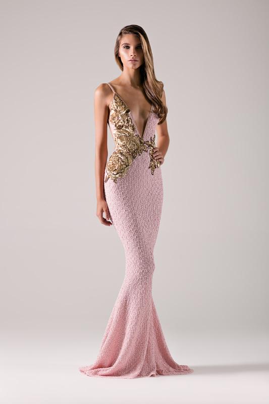 Vestidos para fiesta elegantes 2016