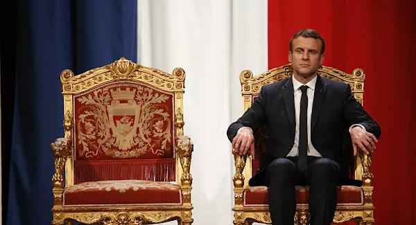 Les retraites françaises condamnées à baisser? Le «souhait» d'un Macron qui «a de grandes chances d'être réélu»