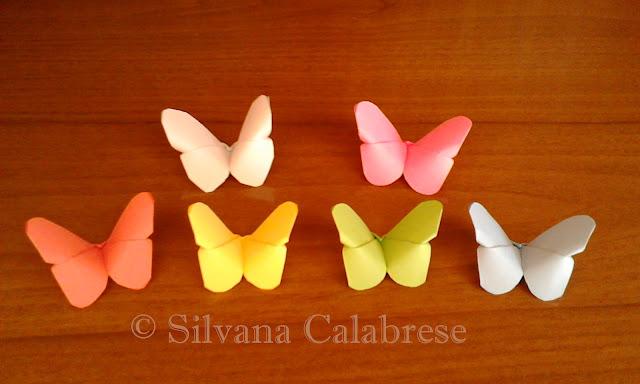 Farfalle variopinte smussate Silvana Calabrese Blog