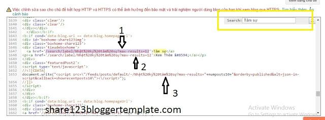 Chia sẻ template blogspot tin tức Góc Đời Sống