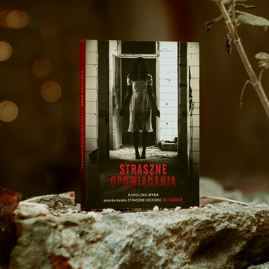 #119 Straszne opowiadania - Karolina Dyga - recenzja - czy warto przeczytać?