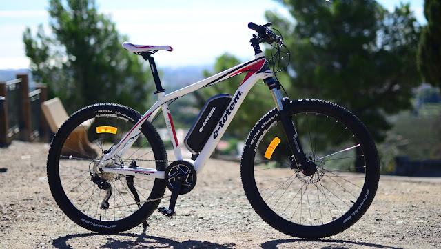 E-totem y sus dos nuevas bicicletas eléctricas de montaña