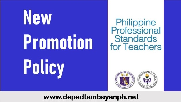 National Adoption of Philippine Professional Standards for Teachers