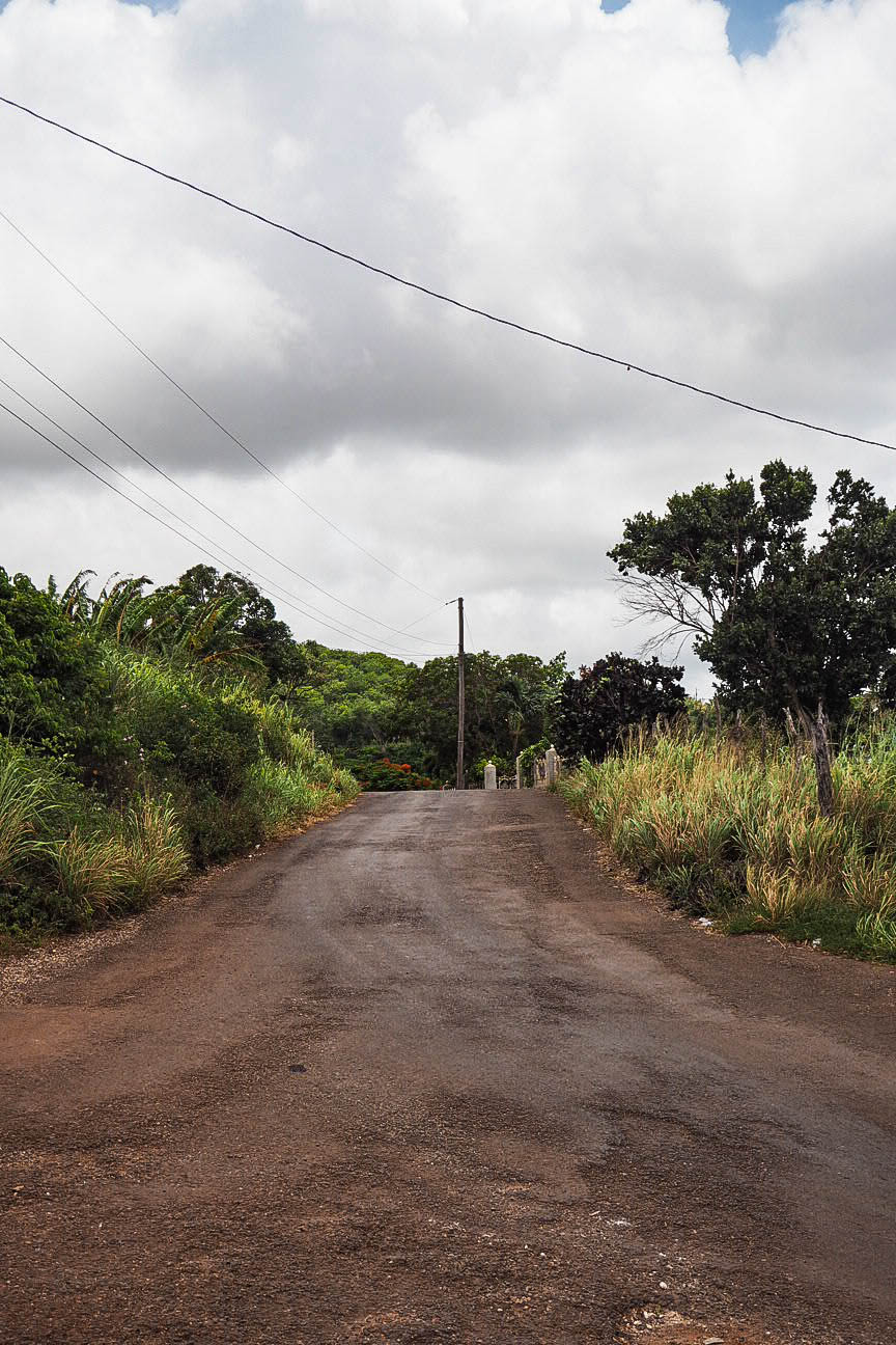Roads in Saint Elizabeth, Jamaica