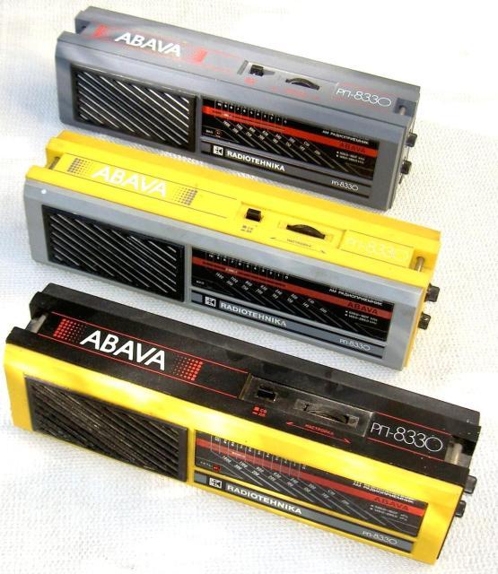 "Radio ""Abava"""
