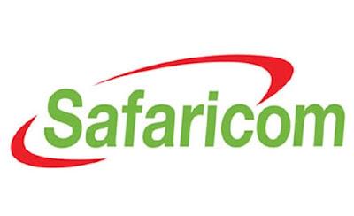 Safaricom logo. PHOTO | FILE