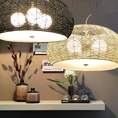 Lampu merupakan elemen penting yang ada di dalam rumah 45 Model Lampu Rotan Unik dan Stylish di Rumah