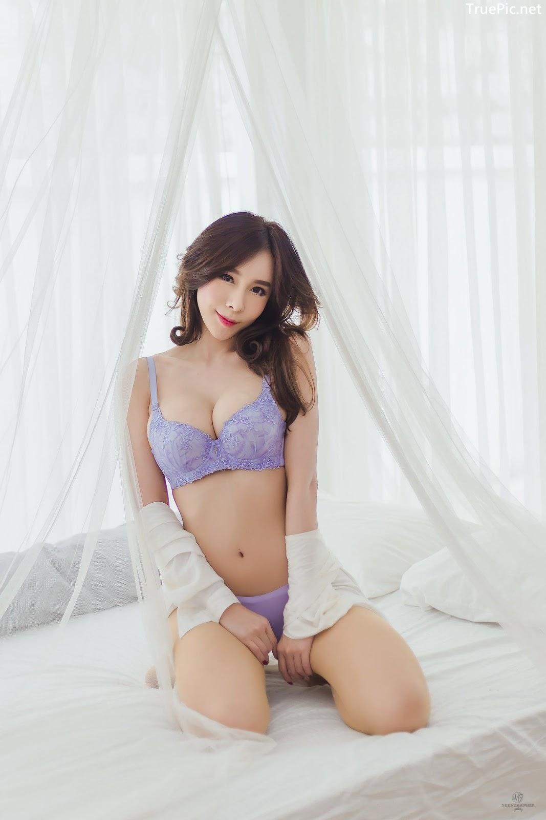 Image-Thailand-Hot-Model-Skykikijung-Purple-Lingerie-TruePic.net- Picture-8