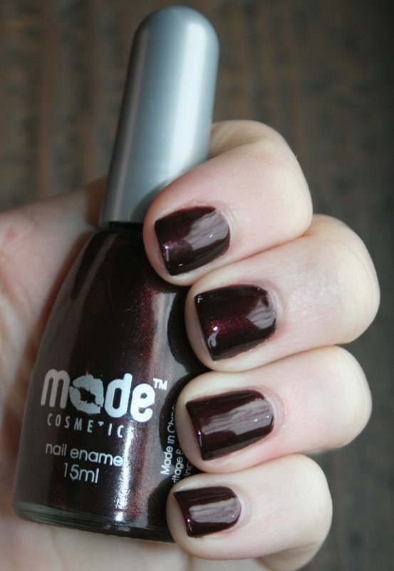 Mode Juicy Plum swatch