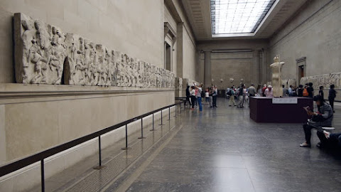 British MP: Returning the Elgin Marbles is the right thing to do