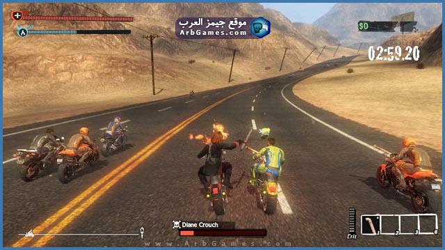 تنزيل لعبة رود ريديمبشن Road Redemption للكمبيوتر من ميديا فاير