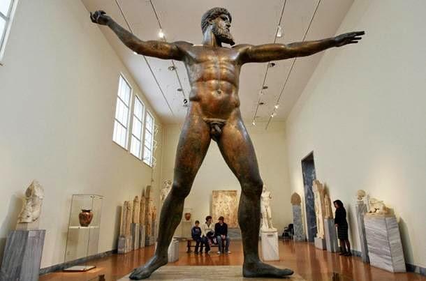 starożytne rzeźby penisa
