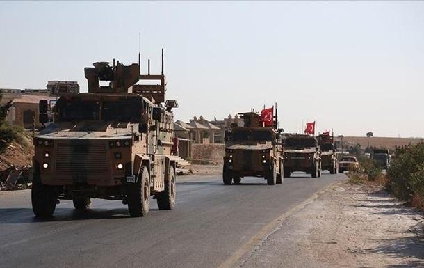 Турецькі військові зруйнували військовий аеродром в Алеппо