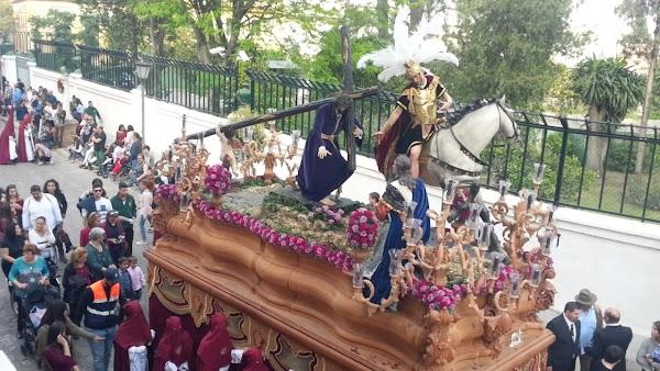 Sagrada Resurrección de Sanlúcar acompañará al misterio de Tres Caídas de San Fernando en 2020